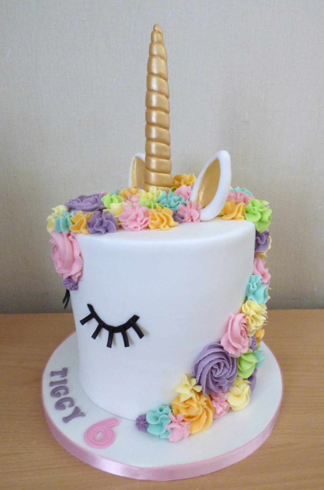 My Little Pony Cake Design