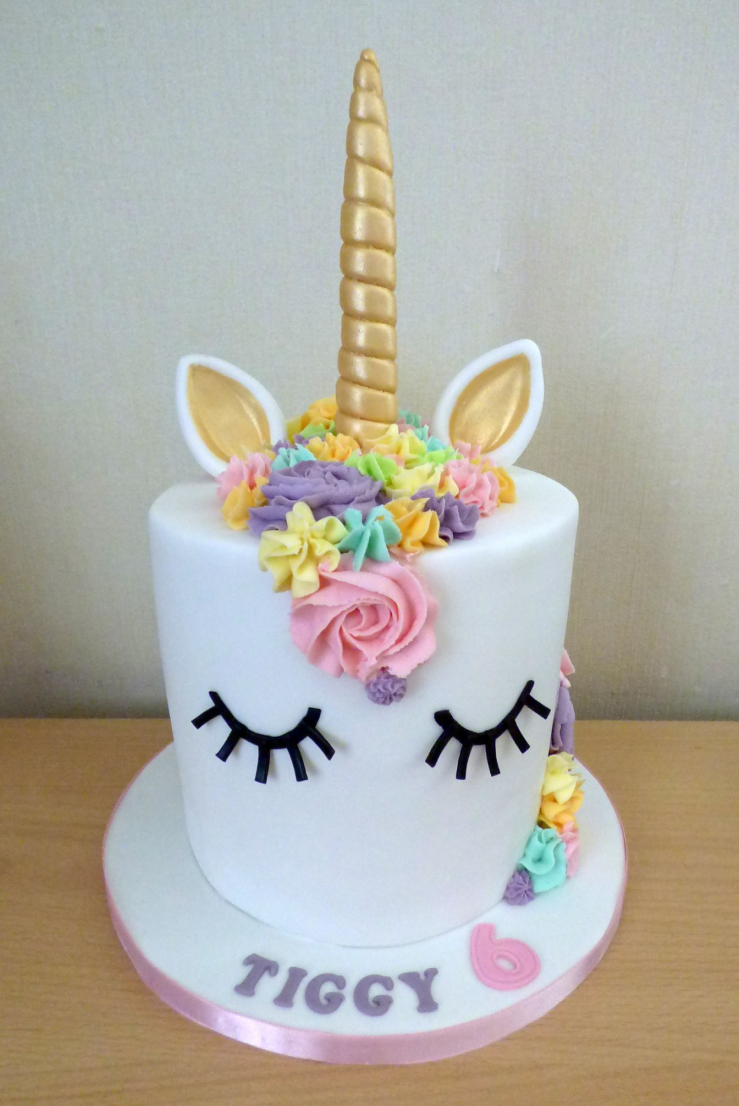 My Little Pony Unicorn Cake 171 Susie S Cakes
