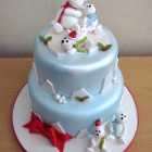 polar-bears-christmas-cakes