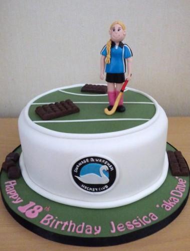 wareham-and-swanage-hockey-club-birthday-cake