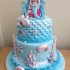 2-tier-sparkly-mermaid-birthday-cake