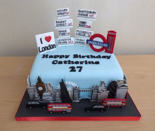 I-love-london-birthday-cake
