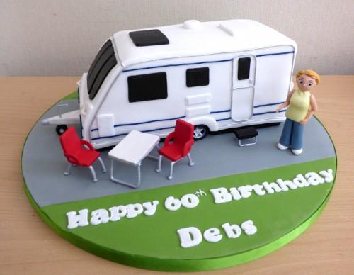 caravaners-birthday-cake