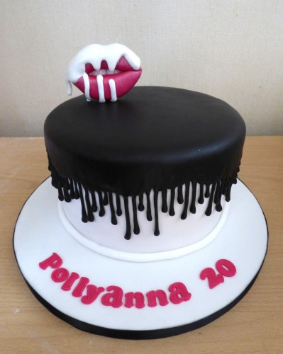 dripping-lips-kylie-jenner-make-up-themed-birthday-cake