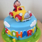 noddy-in-his-car-birthday-cake
