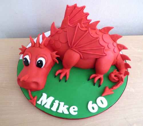 welsh-dragon-flag-birthday-cake