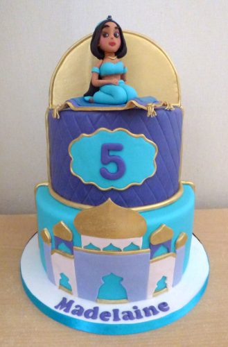 2-tier-aladdin-princess-jasmine-themed-pj-mask-half-and-half-birthday-cake