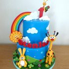 2-tier-childrens-animal-birthday-cake