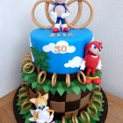 2-tier-sonic-the-hedgehog-birthday-cake