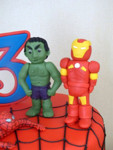 2-tier-super-heroes-birthday-cake-spider-man-hulk-iron-man