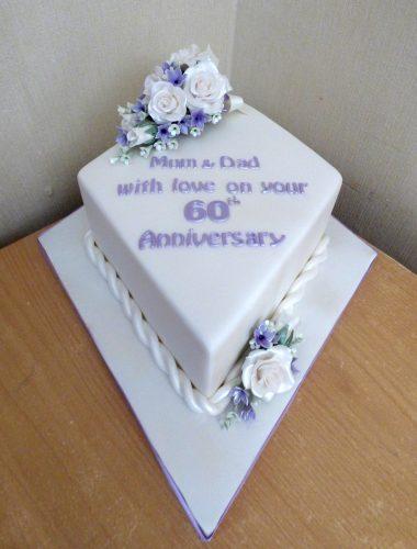 60th-anniversary-cake