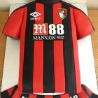afc-bournemouth-2018-football-shirt-birthday-cake