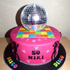 disco-ball-birthday-cake