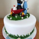 doug-hyde-daisy-trail-sculpture-inspired-birthday-cake