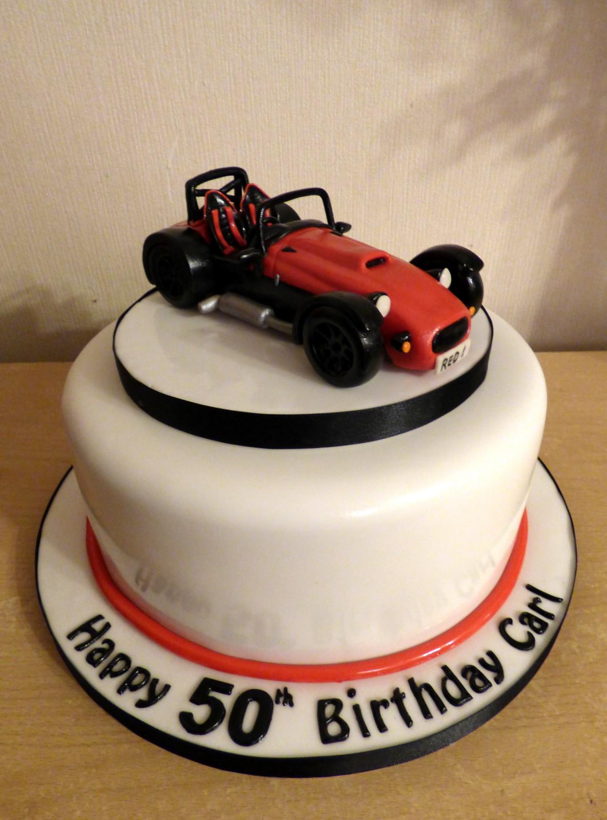 Superb Westfield Kit Car Birthday Cake Susies Cakes Personalised Birthday Cards Cominlily Jamesorg