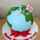 you're-my-world-birthday-cake