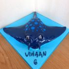 manta-ray-birthday-cake