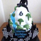 2-tier-black-panther-themed-birthday-cake