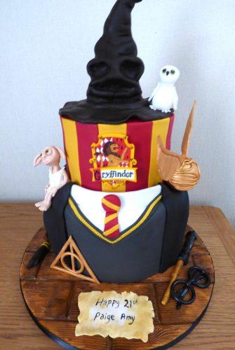 2-tier-harry-potter-birthday-cake