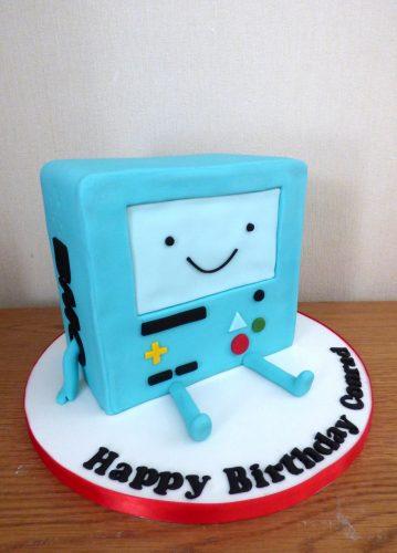 bmo-themed-birthday-cake