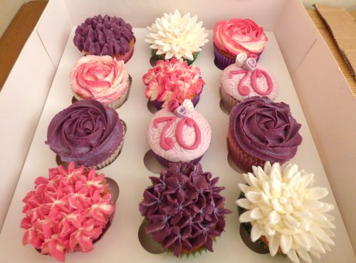 floral-themed-cupcakes