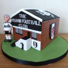 fulham-football-club-birthday-cake