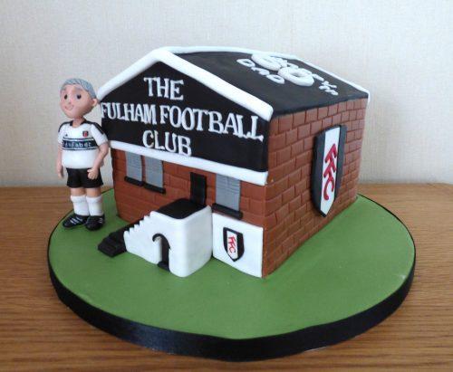 fulham-football-club-birthday-cake