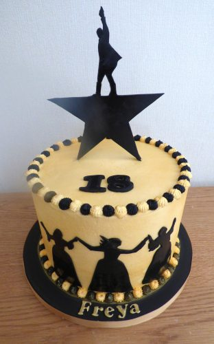 hamilton-musical-themed-birthday-cake