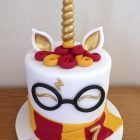 harry-potter-unicorn-birthday-cake