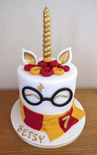 harry-potter-unicorn-birthday-cake