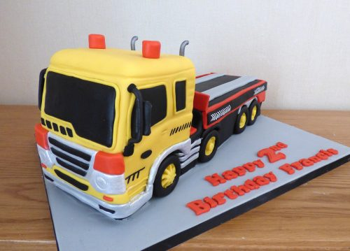 recovery-truck-birthday-cake