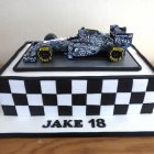 red-bull-F1-camouflage-car-verstappen-birthday-cake
