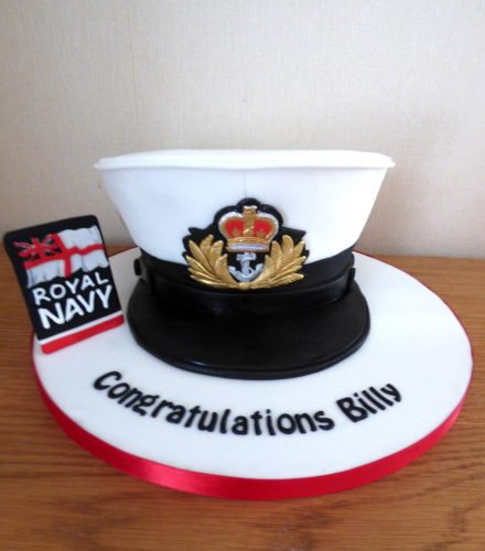 royal-navy-officers-hat-passing-out-cake-dorset-main