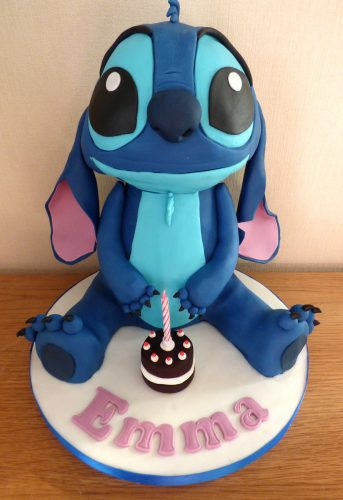 stitch-birthday-cake