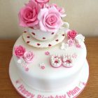 vintage-cup-and-saucer-full-of-sugar-roses-birthday-cake