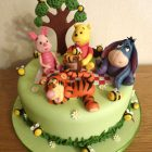 winnie-the-pooh-and-friends-picnic-birthday-cake