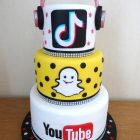 3-tier-social-media-themed-birthday-cake-youtube-snapchat