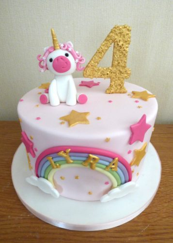 simple-unicorn-rainbow-birthday-cake