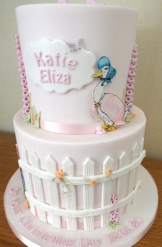 2-tier-beatrix-potter-peter-rabbit-jemima-puddleduck-themed-christening-cake