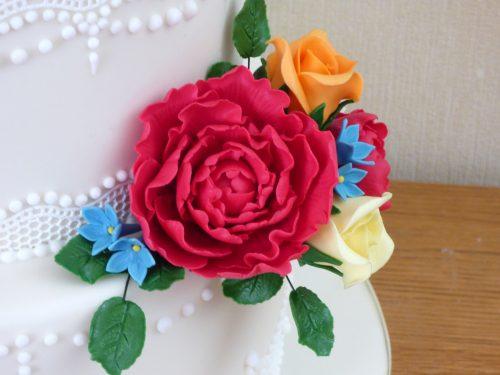 3-tier-elegant-lace-wedding-cake-sugar-peonies-roses