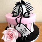 designer-shoes-and-hat-box-birthday-cake
