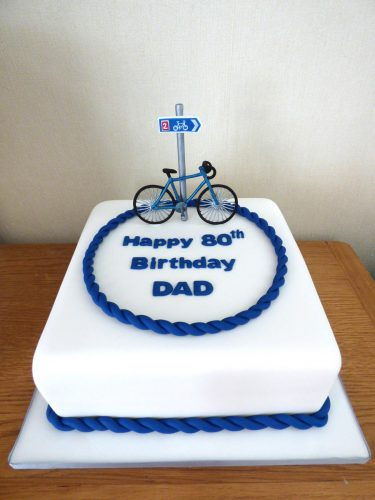 simple-road-bike-themed-birthday-cake