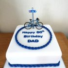 simple-road-bike-themed-birthday-cake